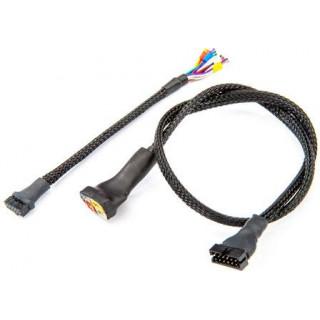 Traxxas hosszabbító kábel LED világítás