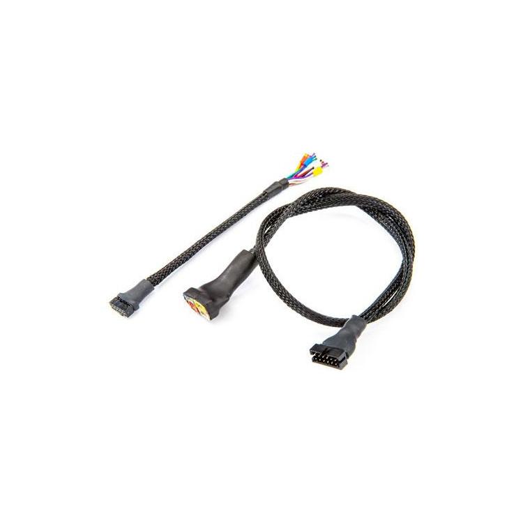 Traxxas prodlužovacé kabel LED osvětlení