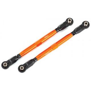 Traxxas összekötő alu narancssárga  (2)