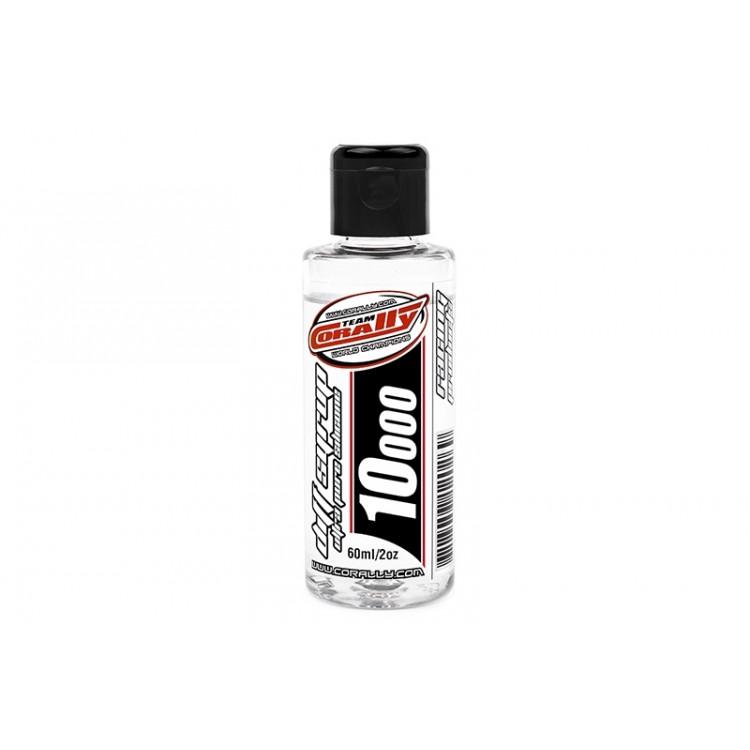 TEAM CORALLY - silikonový olej do diferenciálů 10.000 CPS (60ml/2oz)