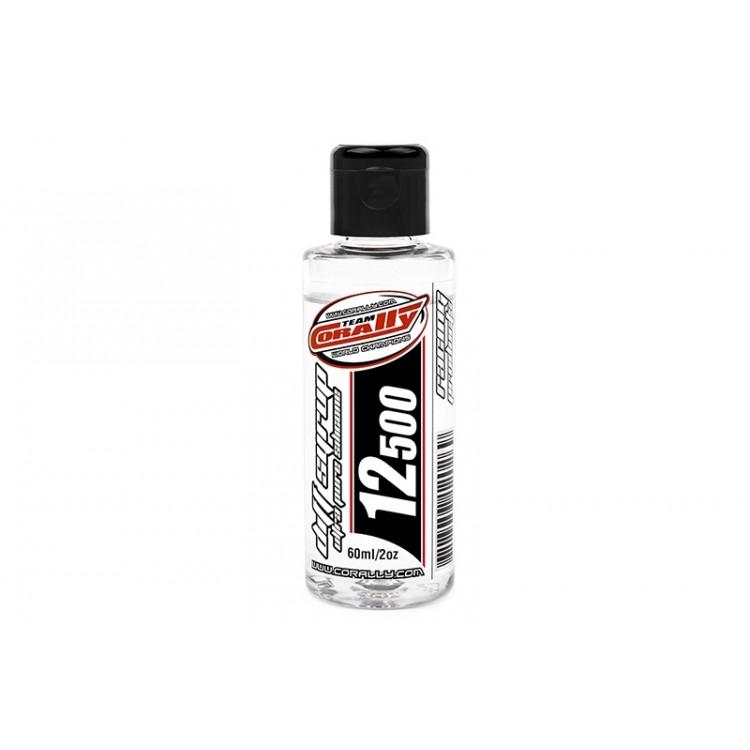 TEAM CORALLY - silikonový olej do diferenciálů 12.500 CPS (60ml/2oz)