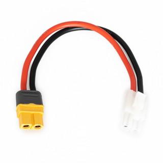 Töltő kábel XT60/TAMIYA, hossza 150mm