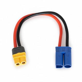 Töltőkábel XT60/EC5, hossza 150mm