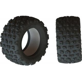 Arrma pneu Dboots Copperhead2 SB MT betéttel (2)