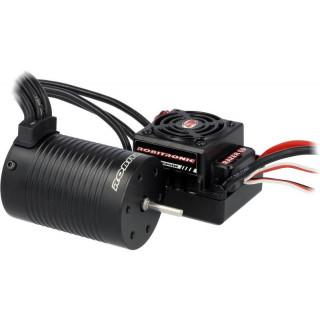 Robitronic váltakozó áramú motor Razer 3652 4000ot/V, szabályozó 60A