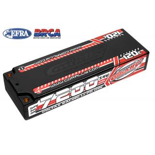 VOLTAX HiVOLT 120C LiPo Stick Hardcase-7200mAh-7.4V-G4 (53,5Wh)