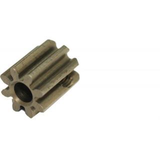 Robitronic fogaskerék 8T 32DP,  3.17mm tengelyre