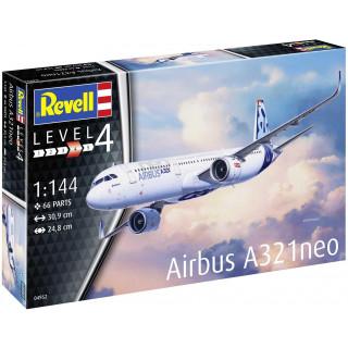 Plastic ModelKit letadlo 04952 - Airbus A321 Neo (1:144)