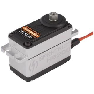 Spektrum - servo H6200 Heli High Speed MG HV