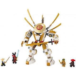 LEGO Ninjago - Zlatý robot