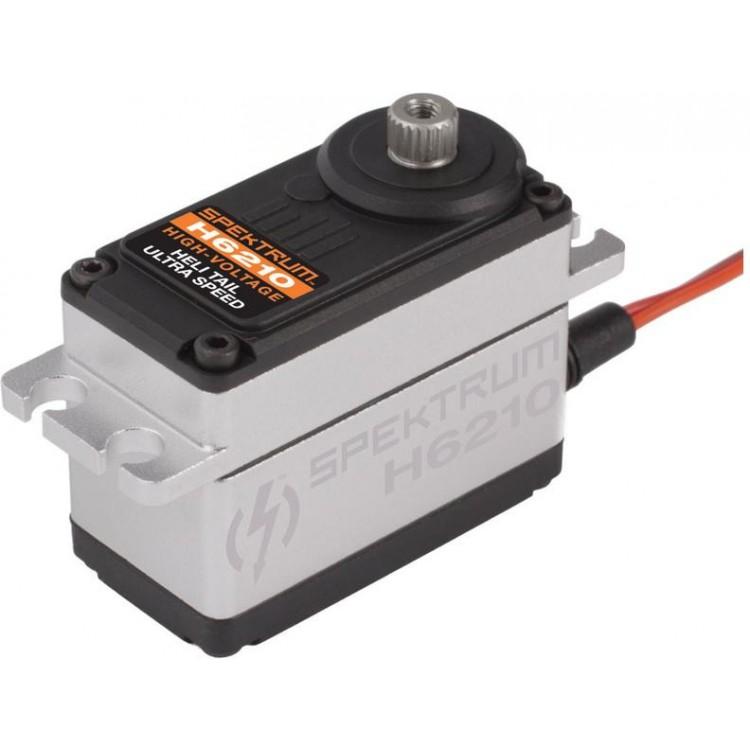 Spektrum - servo H6210 Heli Ultra Speed MG HV
