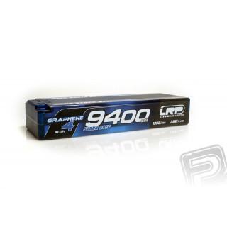 HV Stock Spec GRAPHENE-4 9400mAh Hardcase Akku - 7.6V LiPo - 135C/65C