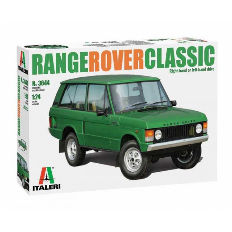 Model Kit auto 3644 - Range Rover Classic (1:24)