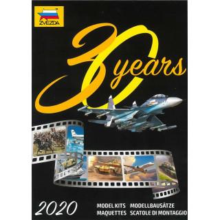 ZVEZDA katalog 2020