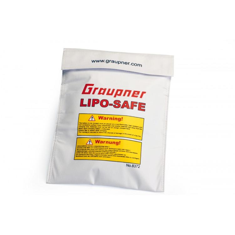 LiPo Safe taška GRAUPNER 30 x 22 cm