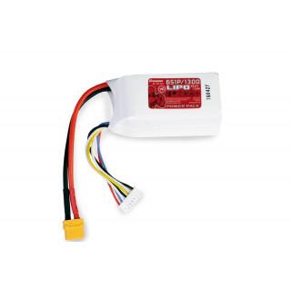 Power Pack LiPo 6/1300 22,2 V 70C XT60