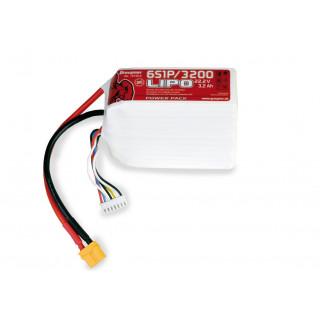 Power Pack LiPo 6/3200 22,2 V 30C XT606198