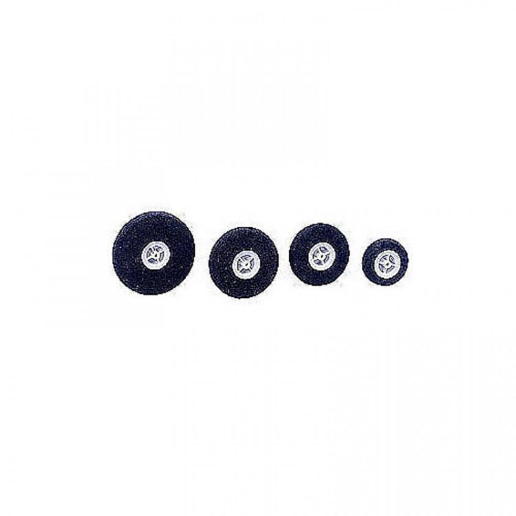 Lehké mechové kolo - 35mm, 2ks