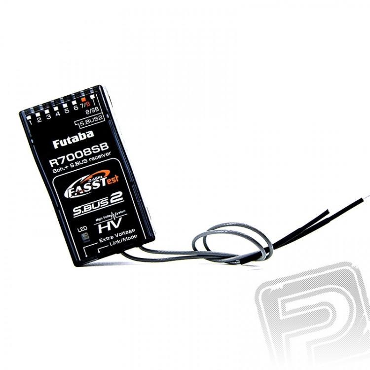 Futaba R7008SB FASSTest 8k přijímač