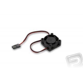 Ventilátor 2510BH-6V, 18.000ford./min. - fekete -B
