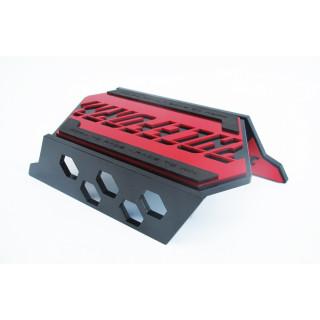 Lacer Car stojánek, červený