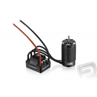 COMBO MAX6, EZRUN 4985-össel 1650Kv - fekete
