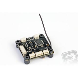 AIO Copter řídící jednotka včetně HoTT přijímače a LED jednotky