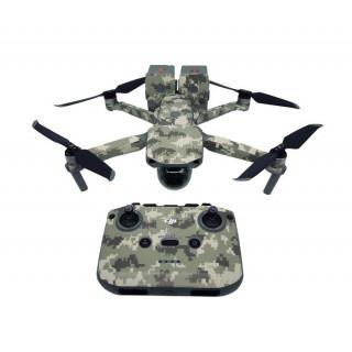 MAVIC AIR 2 - Sada nálepek (Camouflage)