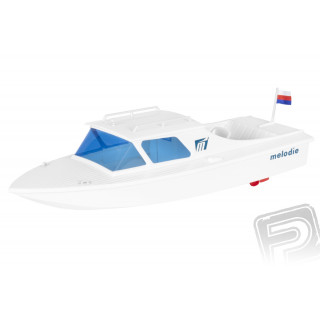 Melodie - motorová jachta