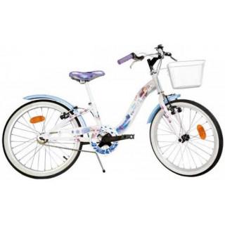"""DINO Bikes - Dětské kolo 20"""" Frozen 3"""