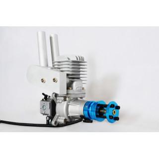 Motor GP 38 ccm včetně tlumiče a příslušenství