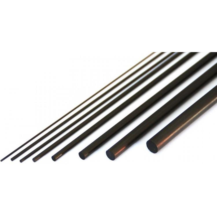 Uhlíková tyčka 7.0mm (1m)