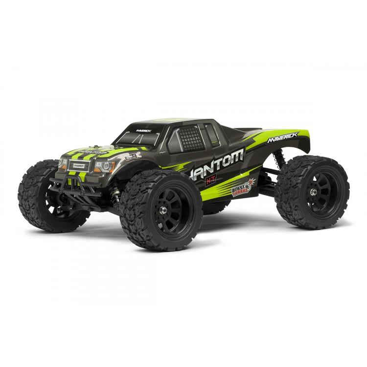 Maverick Phantom XT 1/10 RTR Electric Truggy