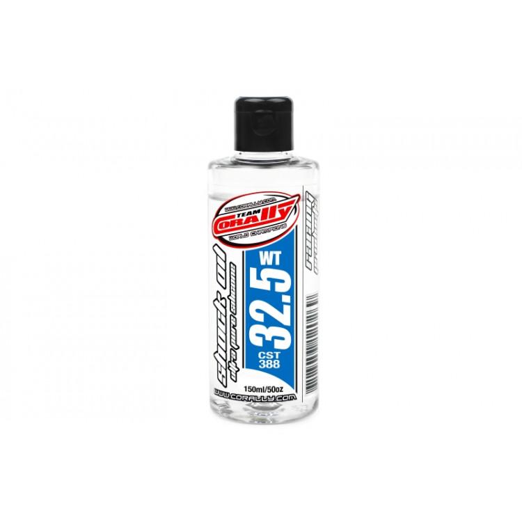 TEAM CORALLY - silikonový olej do tlumičů 32,5 WT (150ml)