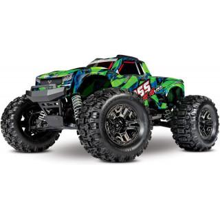 Traxxas Hoss 1:10 VXL 4WD RTR zelený