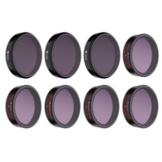 Freewell 8db-os ND és PL filter szett All Day, Autel EVO II 6K-hoz