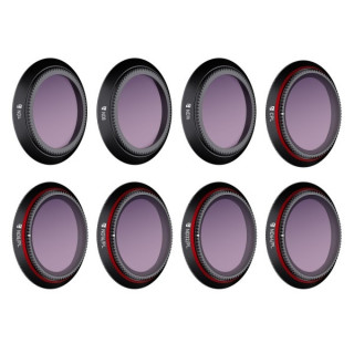 Freewell 8 db-os ND és PL filter szett All Day, Autel EVO II 8K-hoz