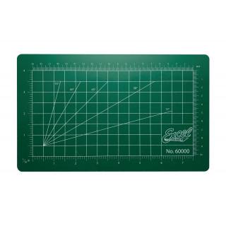 Vágó alátét 14x23cm (Zöld)