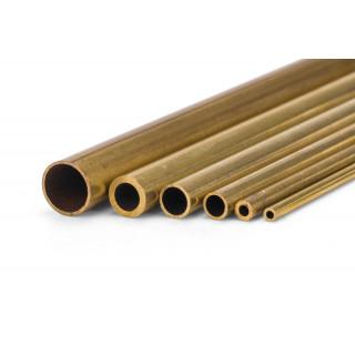 Rézcső 5.0/4.05mm 1m