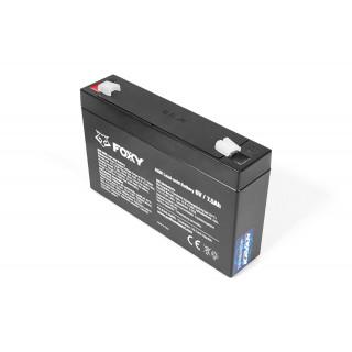 Foxy PB akkumulátor 6V/7.5Ah