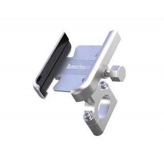Aluminum Alloy Smartphone Bracket (Silver)