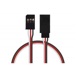 Prodlužovací kabel 20cm Futaba (PVC)