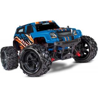 Traxxas Teton 1:18 4WD RTR modrý