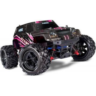 Traxxas Teton 1:18 4WD RTR růžový