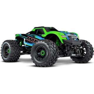 Traxxas Maxx 1:8 4WD TQi RTR zöld