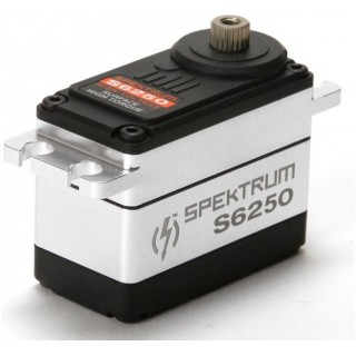 Spektrum - szervó S6250 Car Digital High Torque