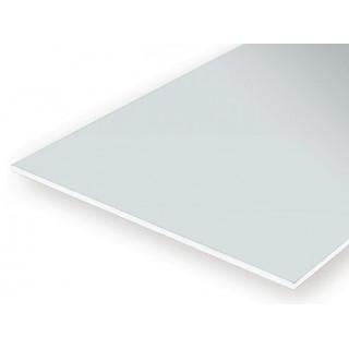 Bílá deska 1.5x150x300 mm 1ks.