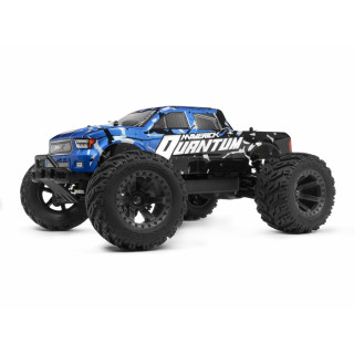 Quantum MT 1/10 4WD Monster Truck - Modrý