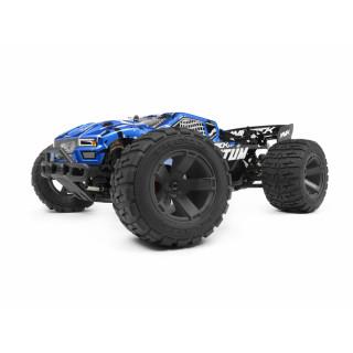Quantum XT 1/10 4WD Stadium Truck - Modrý