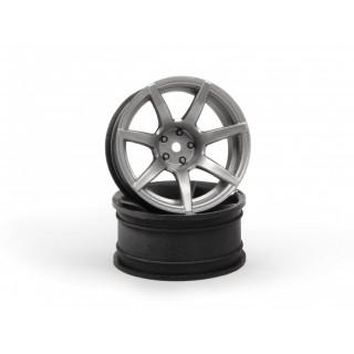 7Twenty style55 disky Gunmetal (9mm Offset) 2ks